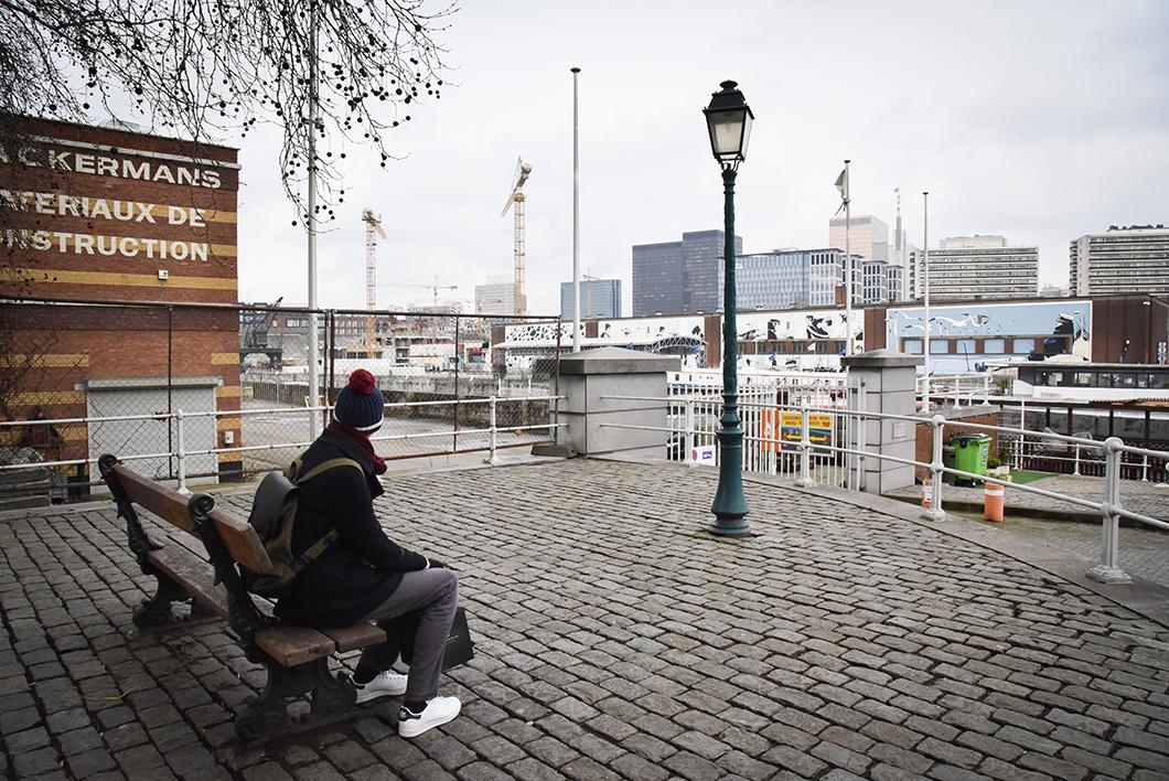 Bruxelles et son street art