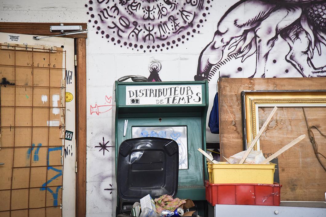 Que faire à Bruxelles ? Visite de l'Allée Du Kaai, temple du street art