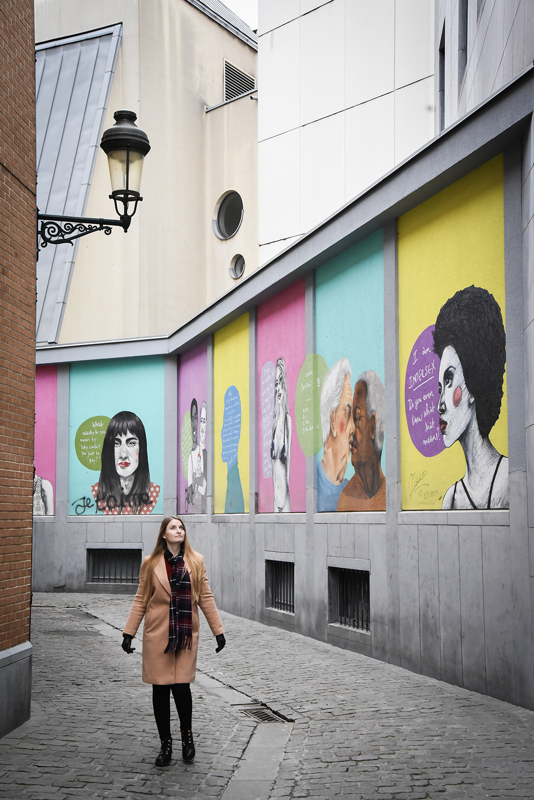 Un week end à Bruxelles - street art