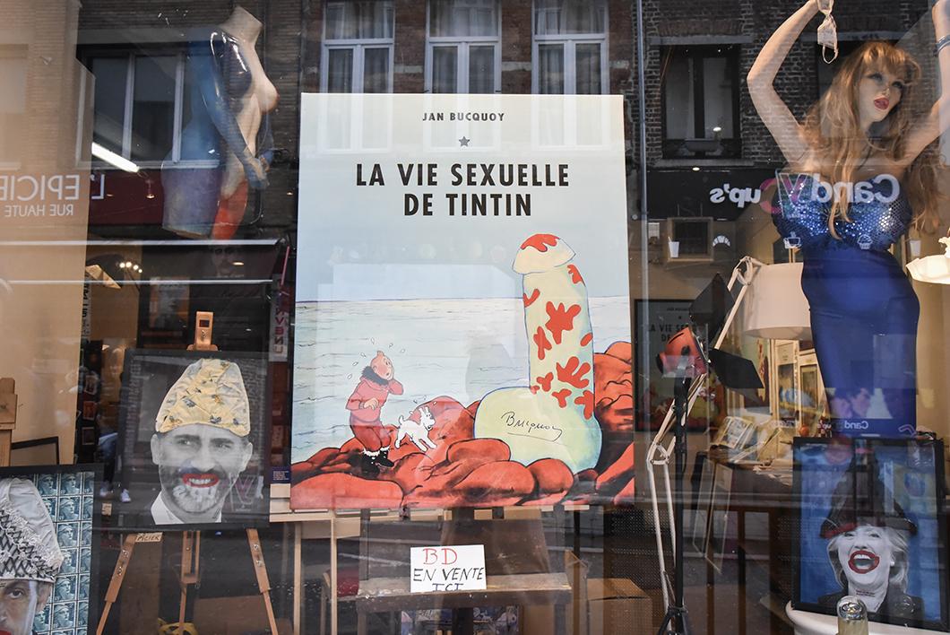 Un week end à Bruxelles - Visiter les Marolles