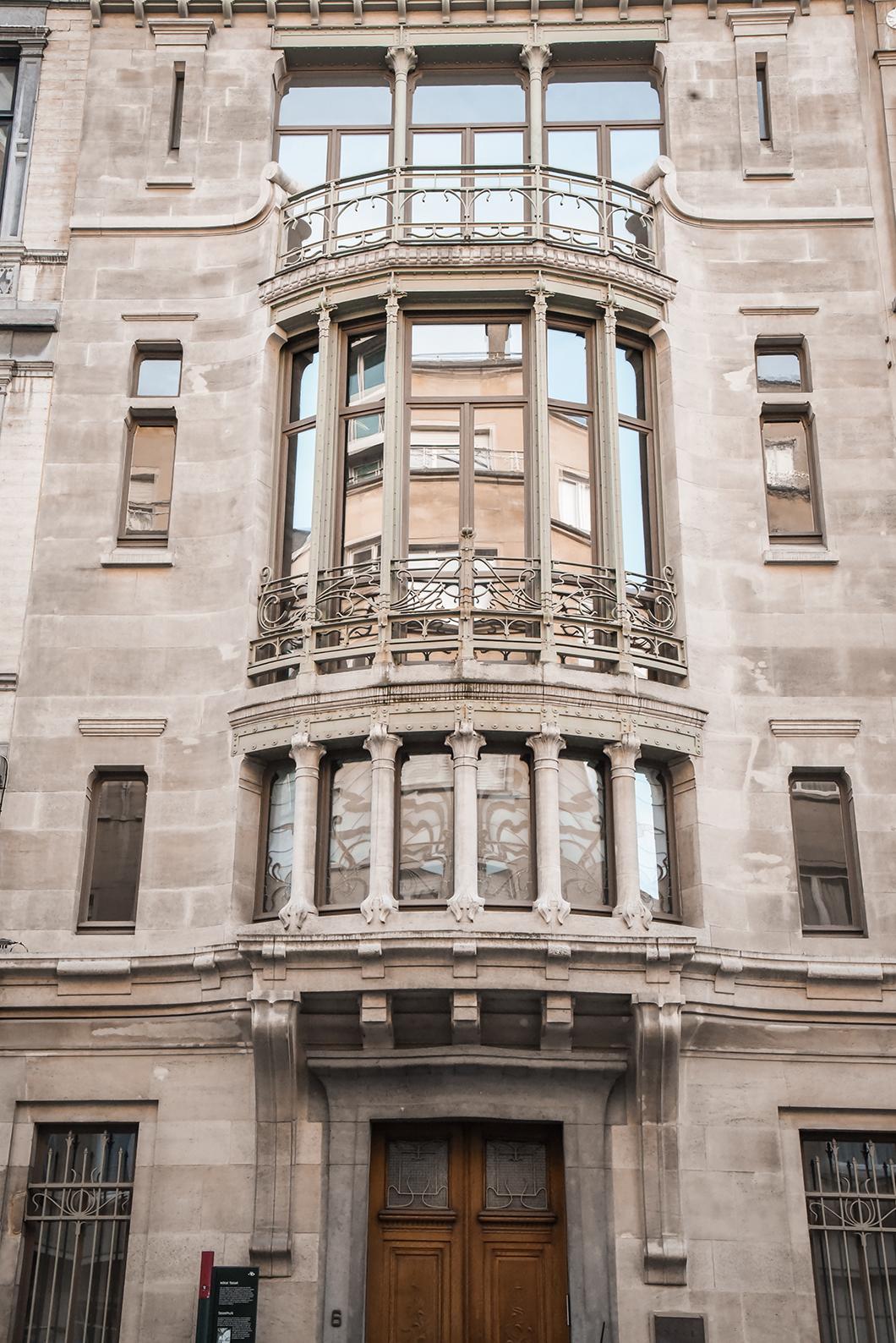 Visites incontournables à Bruxelles - Art Nouveau