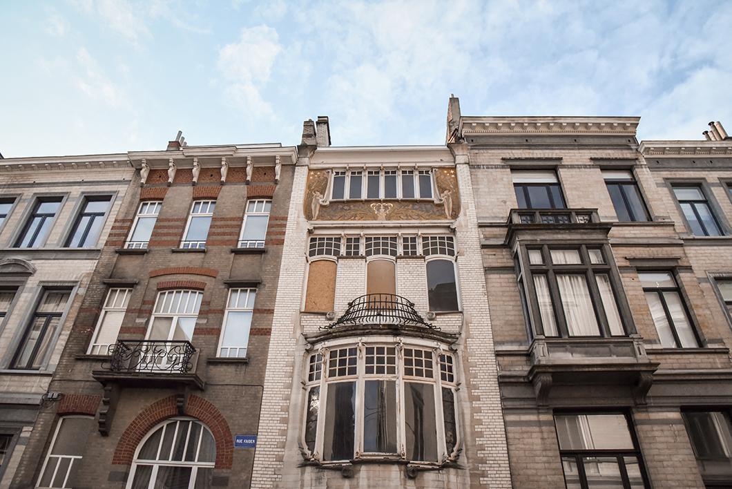 Un week end à Bruxelles - Découvrir l'Art Nouveau