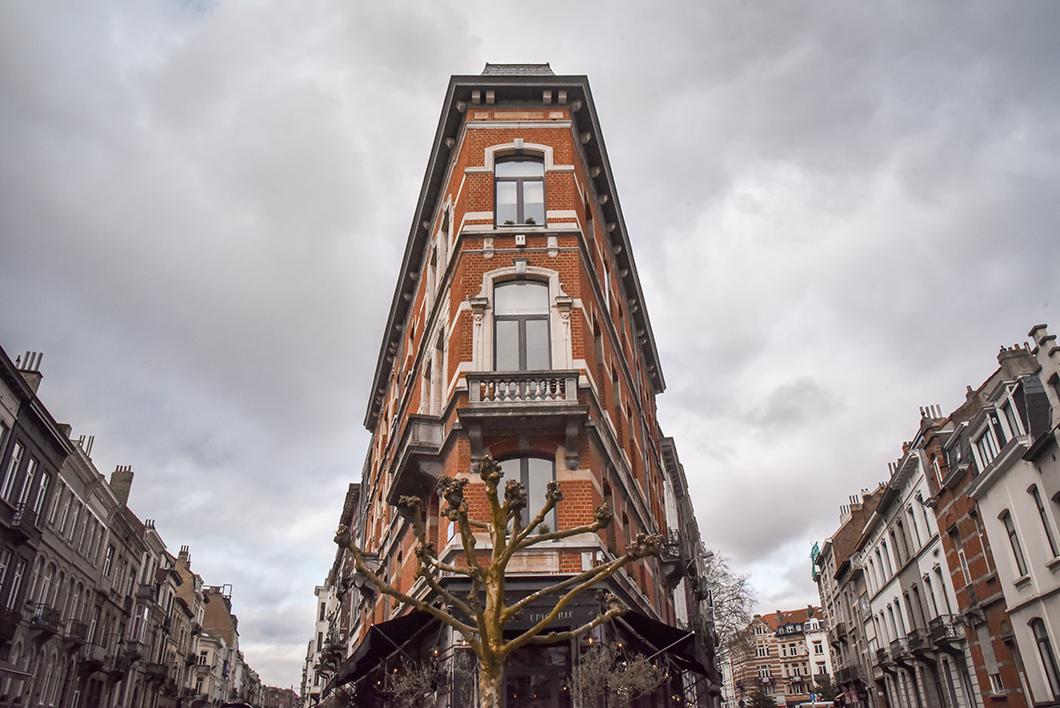 Visite du quartier Ixelles à Bruxelles