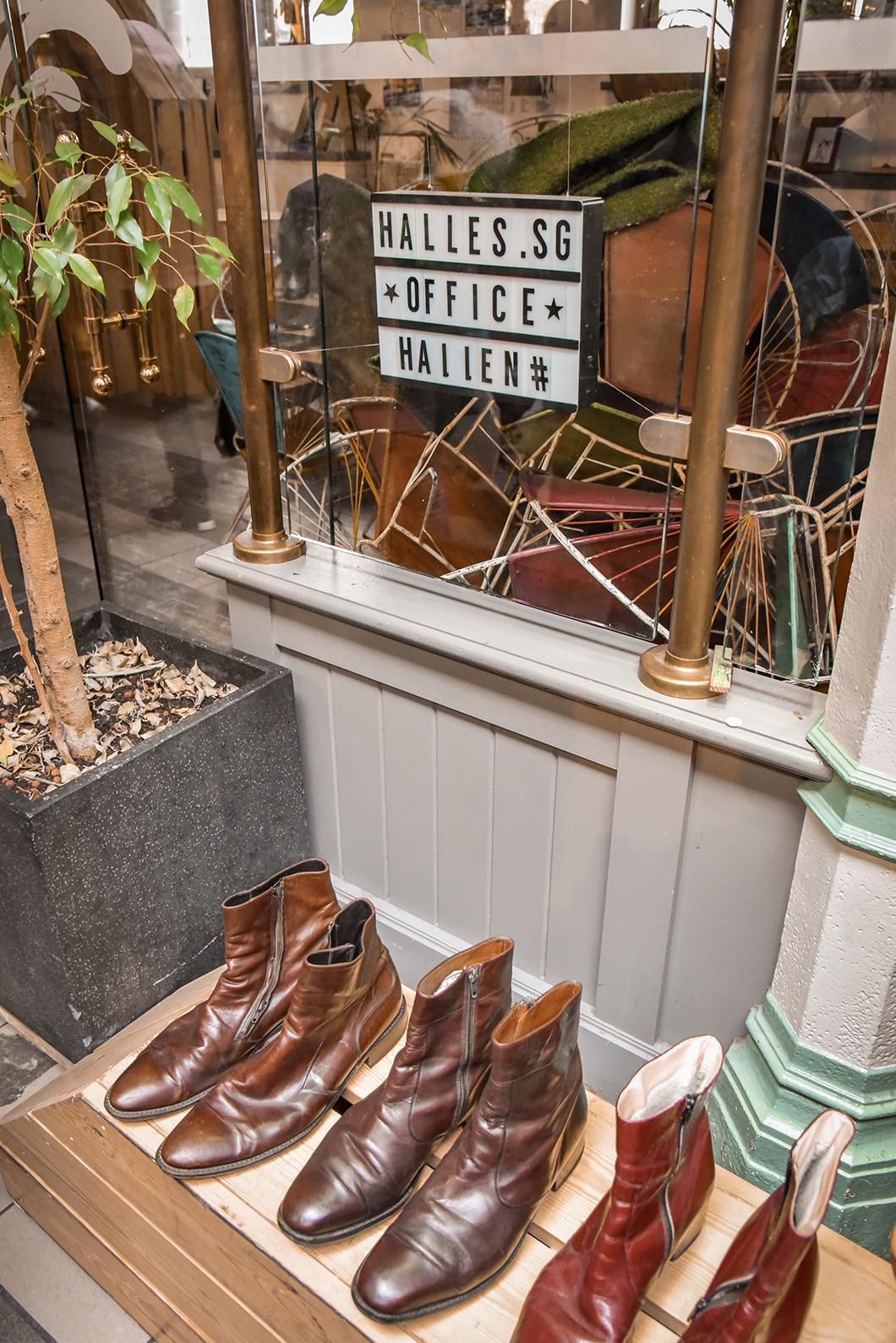 Faire le marché vintage de Bruxelles