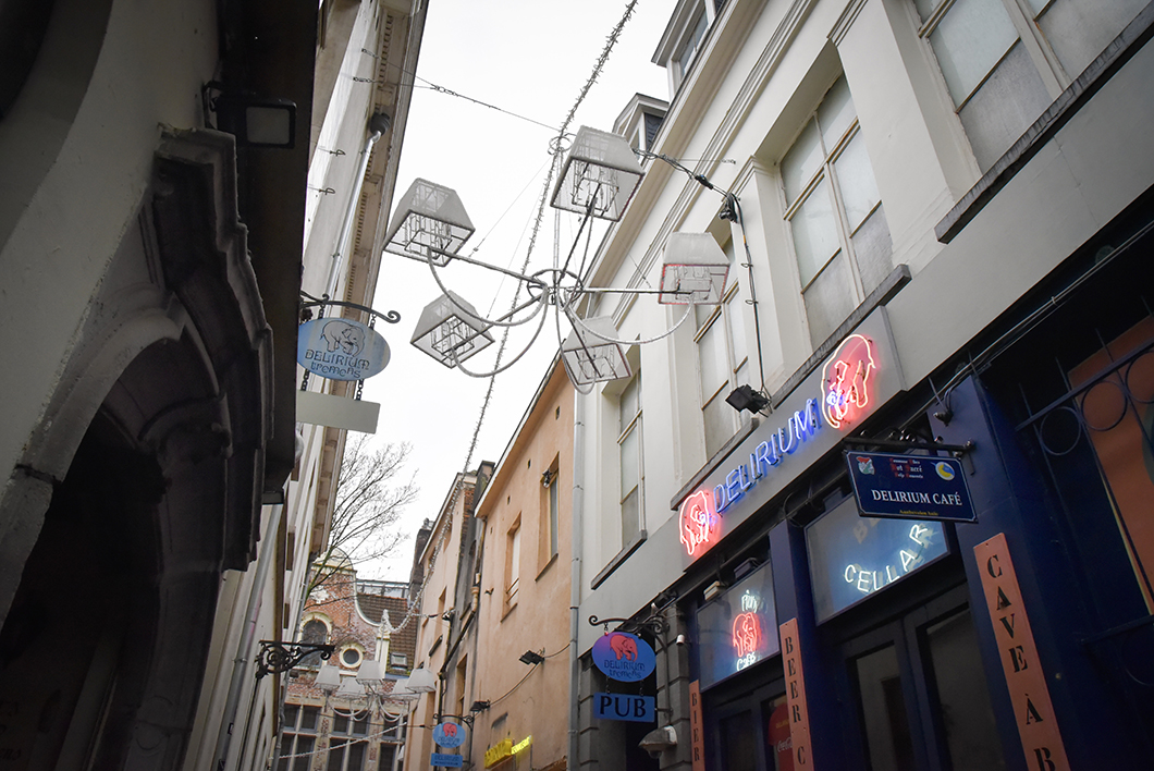 Découvrir la ville de Bruxelles