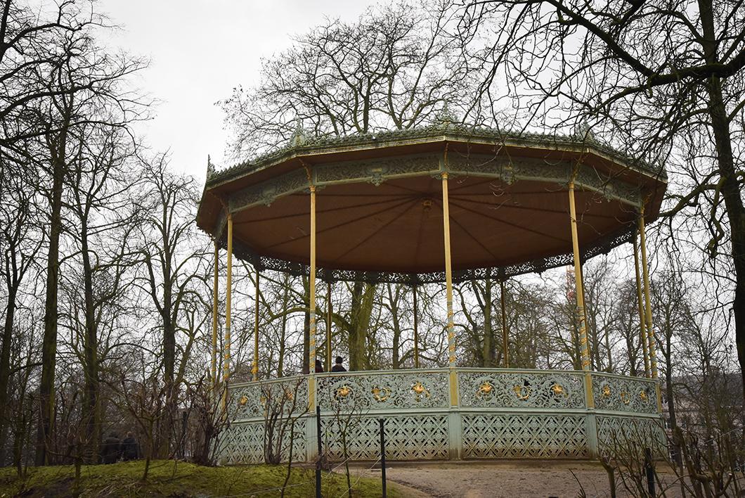 Se balader au parc du Cinquantenaire à Bruxelles