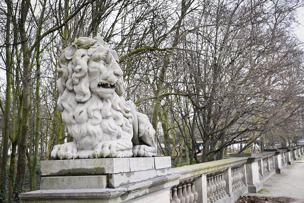 Visites incontournables à Bruxelles - Le parc du Cinquantenaire