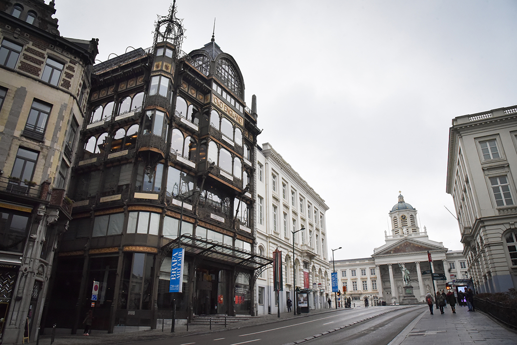 Musée des Instruments de Musique - Découvrir l'Art Nouveau à Bruxelles