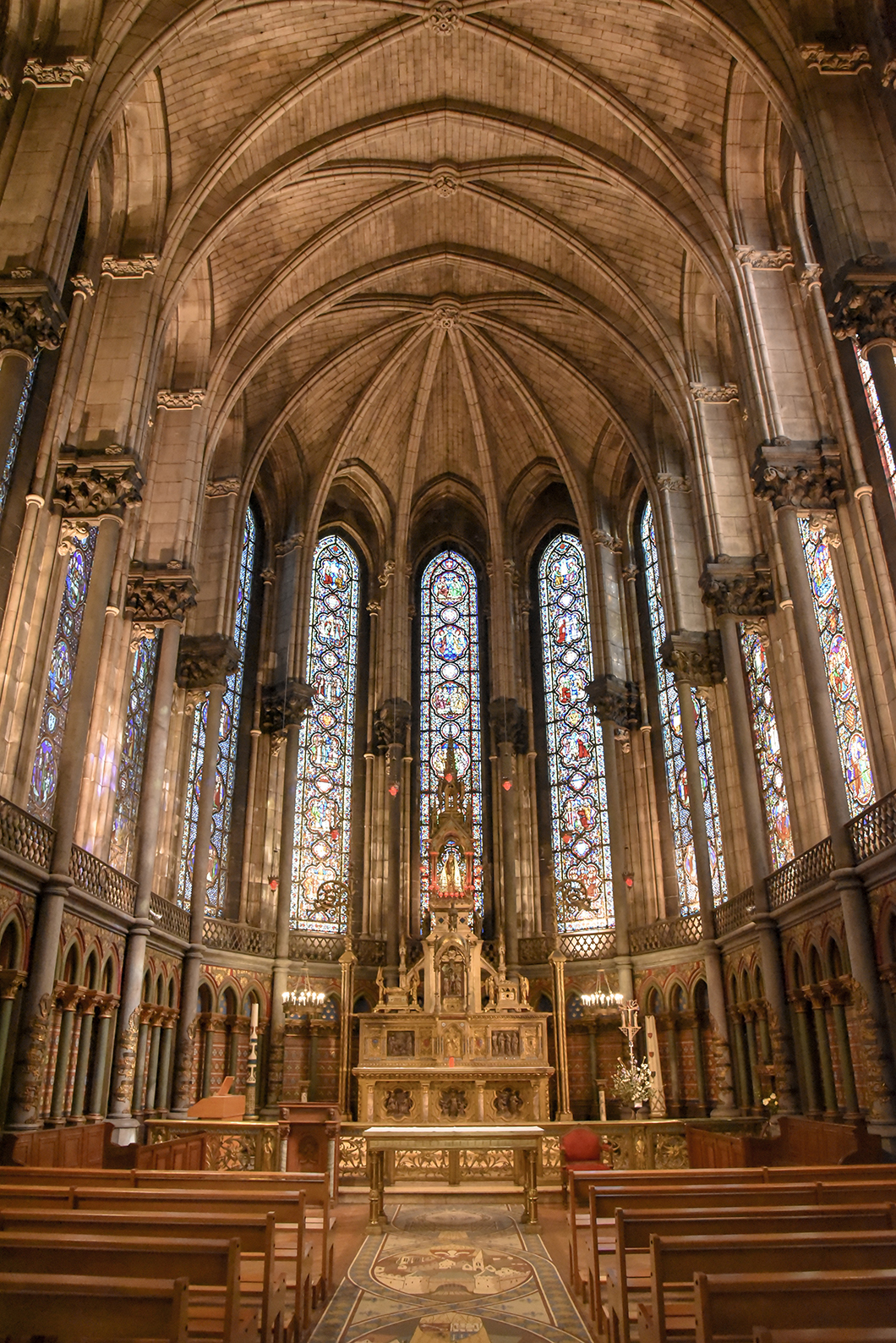 Cathédrale Notre-Dame de la Treille à Lille