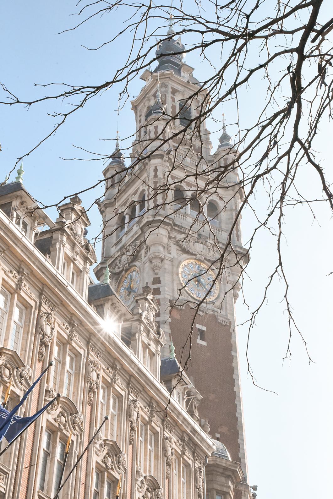 Un week end à Lille - Visiter le Vieux Lille