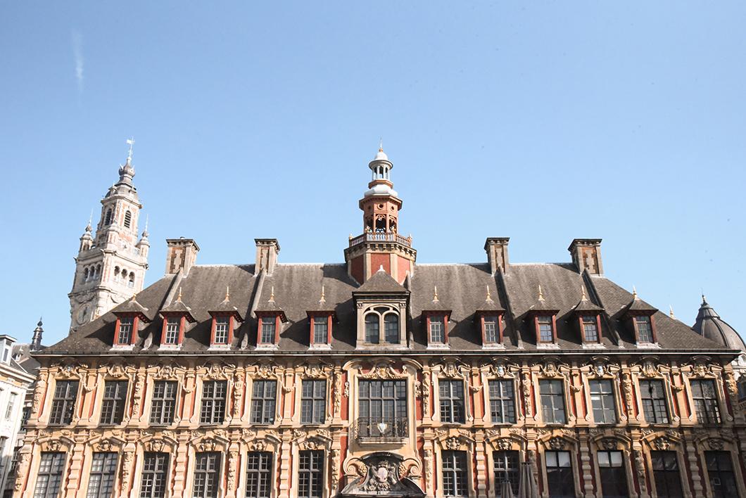 Que faire à Lille ? La Vieille Bourse