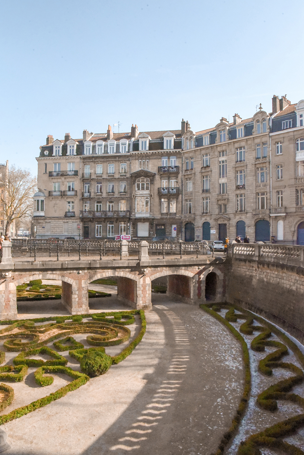 Que visiter à Lille ? La Porte de Paris à Lille