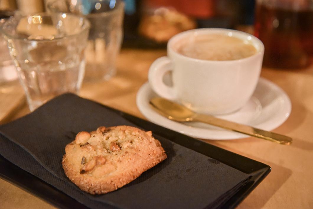 Caféine, goûter à Lille