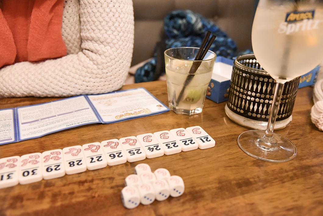 Café Society, bar à jeux à Lille