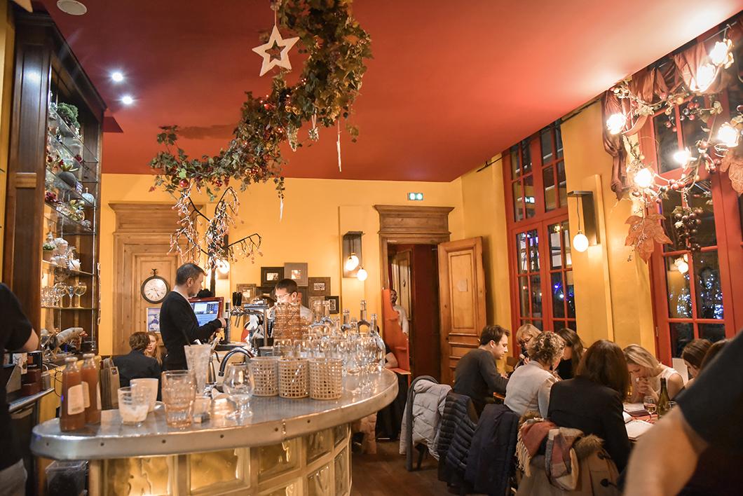 Compagnons de la Grappe, restaurant à Lille