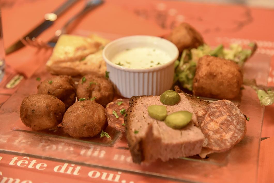 Où manger à Lille ? Compagnons de la Grappe