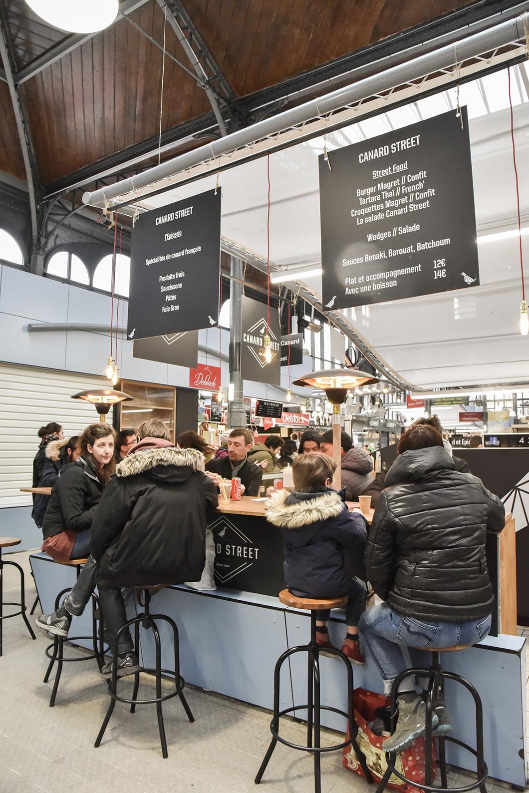 Faire le marché deWazemmes à Lille