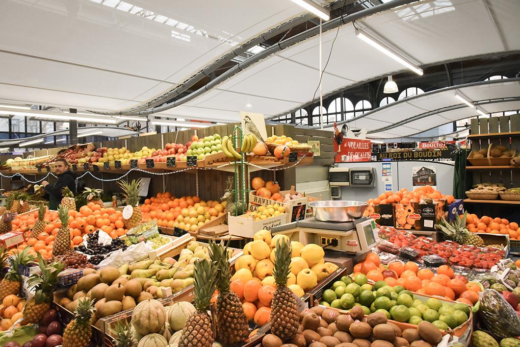 Visiter le marché du dimanche àWazemmes