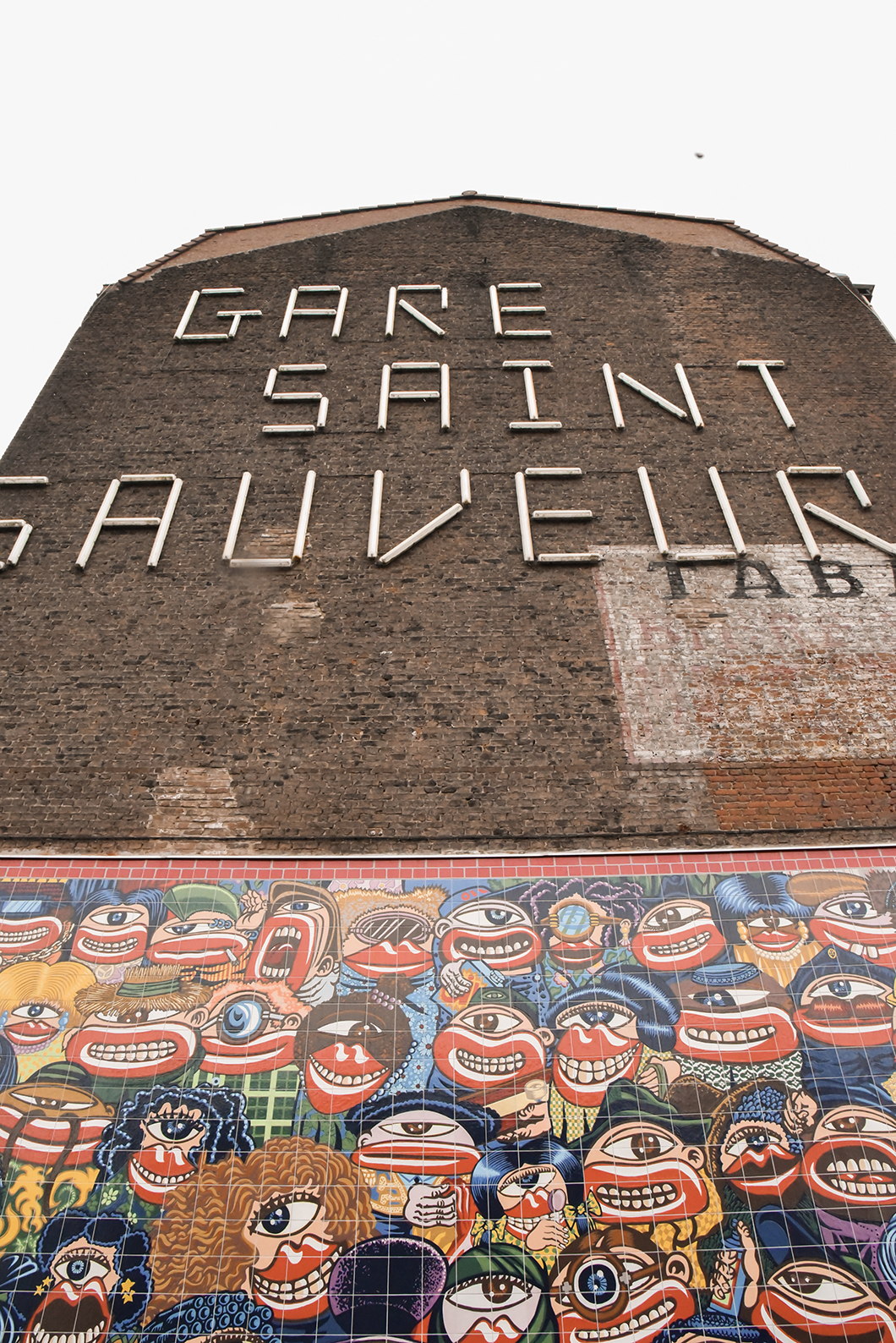 Gare Saint Sauveur, visite incontournable à Lille