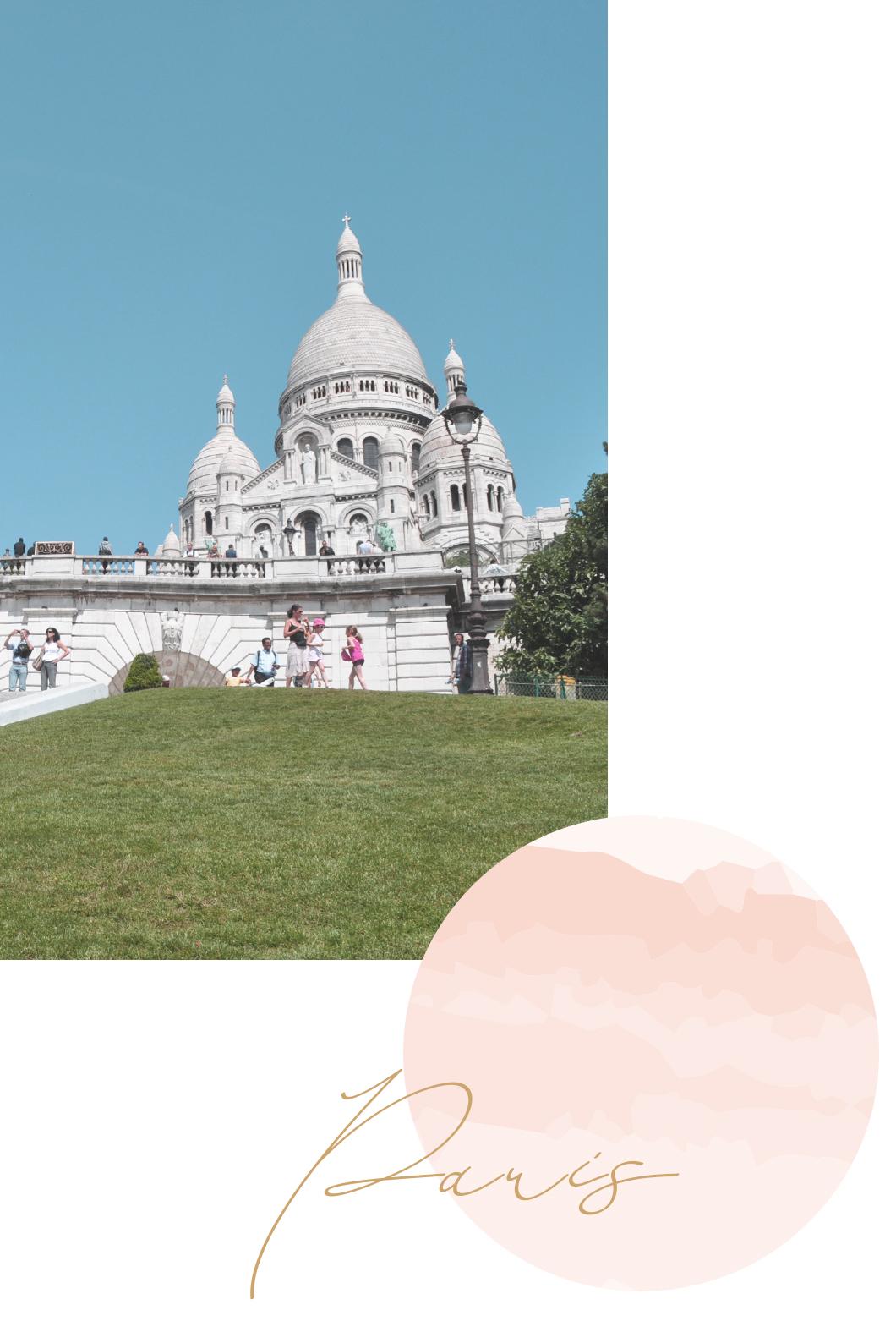 Paris pendant l'été