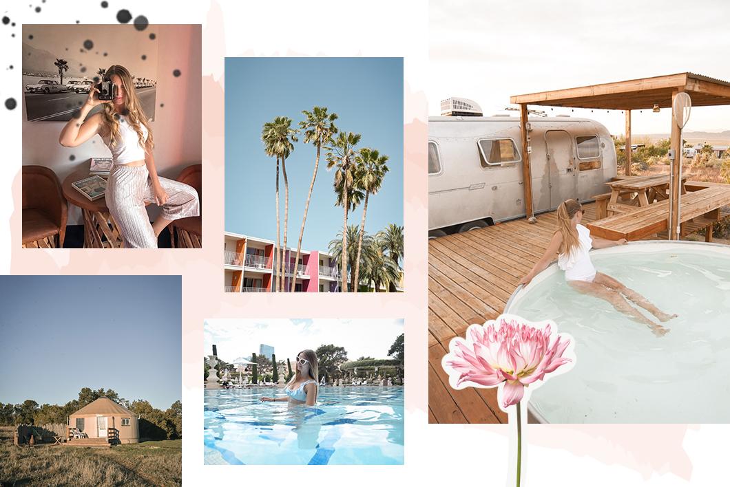 Nos airbnb et hôtels préférés aux USA