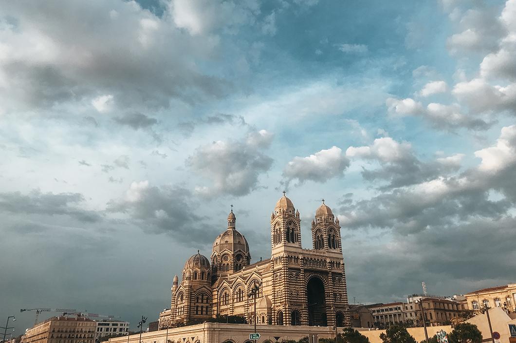 Marseille - Cathédrale de la Majeur