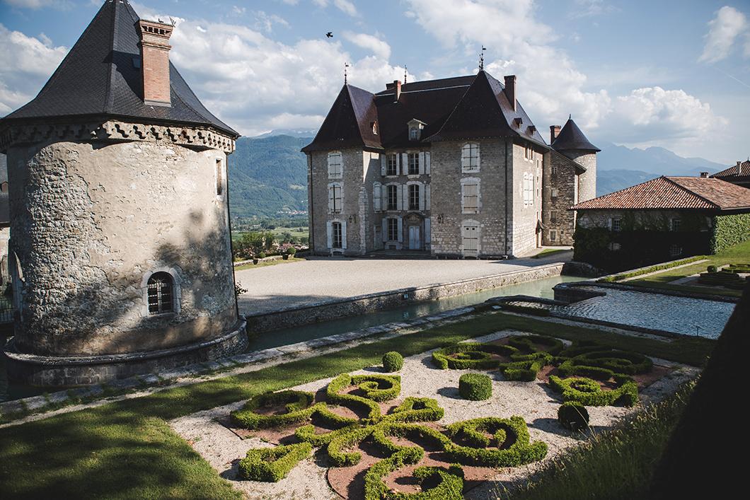 Le Château du Touvet