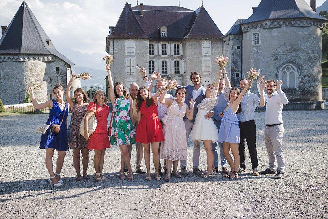Mariage au Château du Touvet