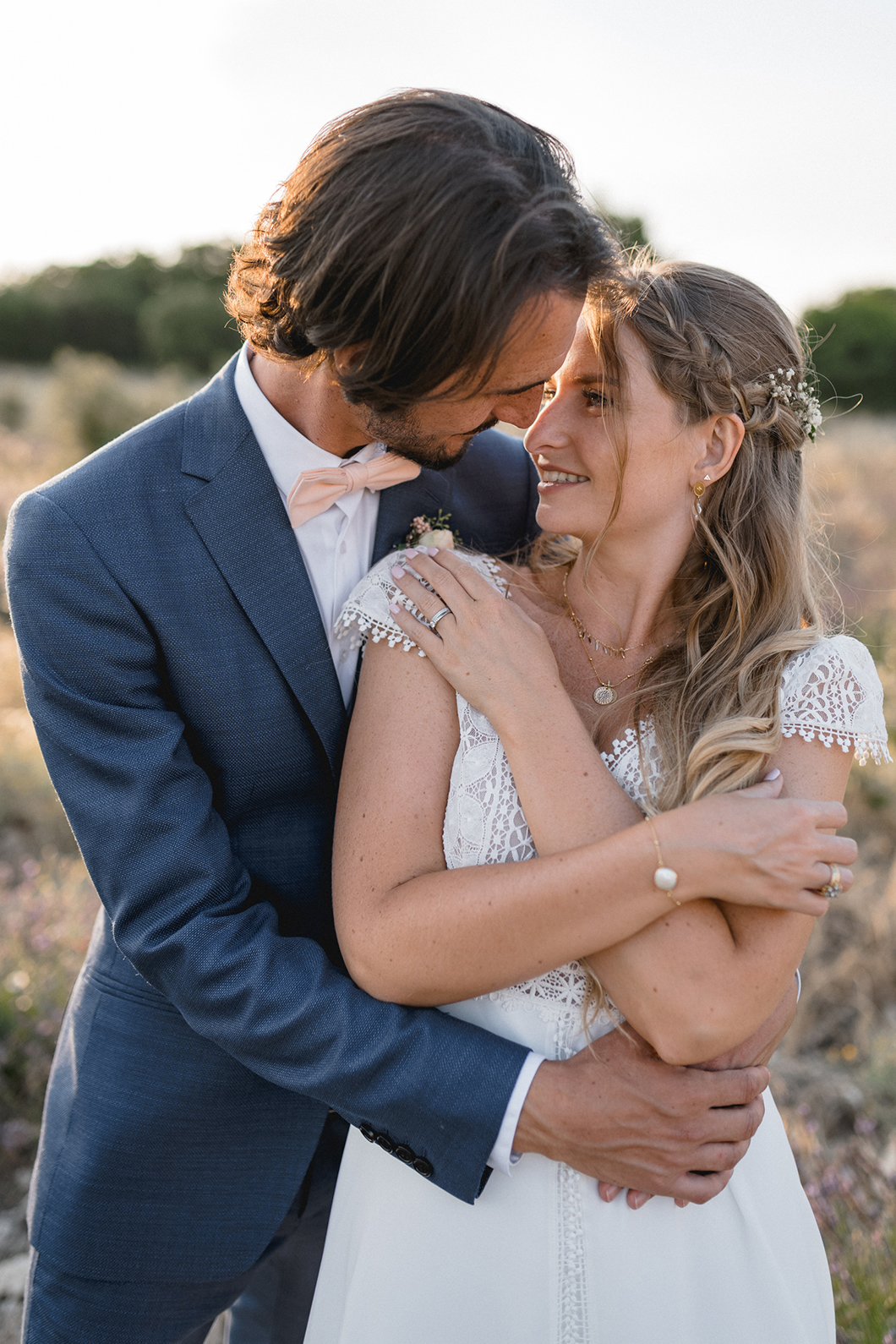 Séance photo des mariés par Alyna Photographe