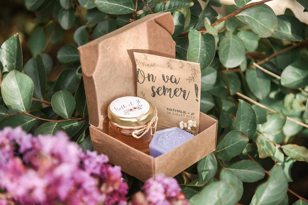 Idée de cadeaux pour les invités à un mariage