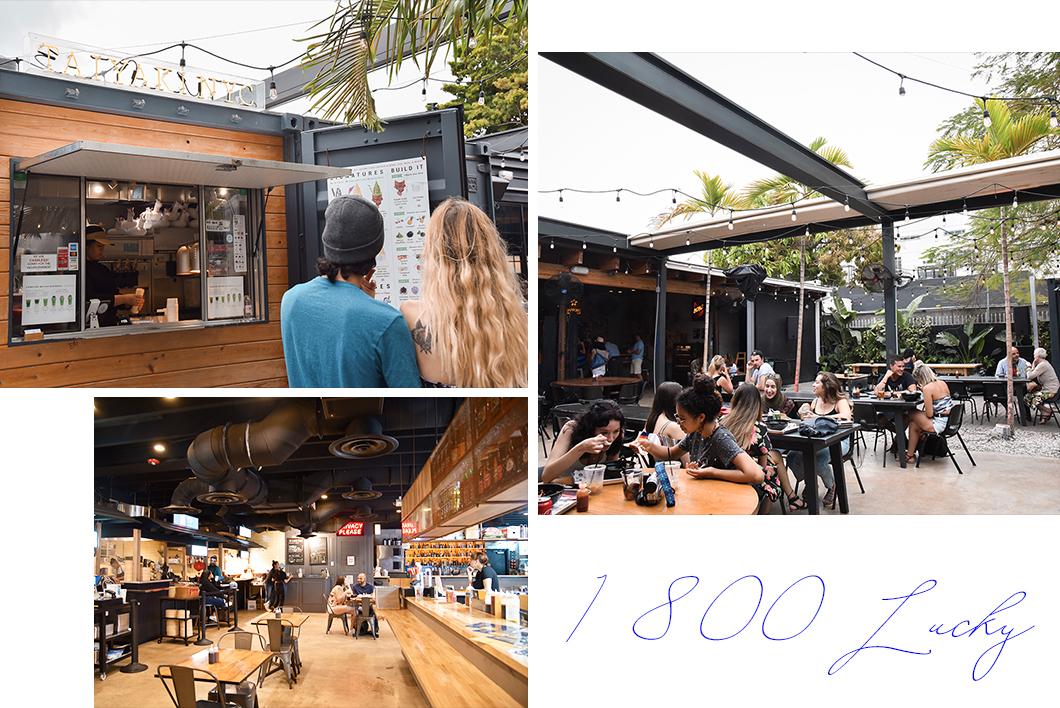 1-800-Lucky, street food Miami
