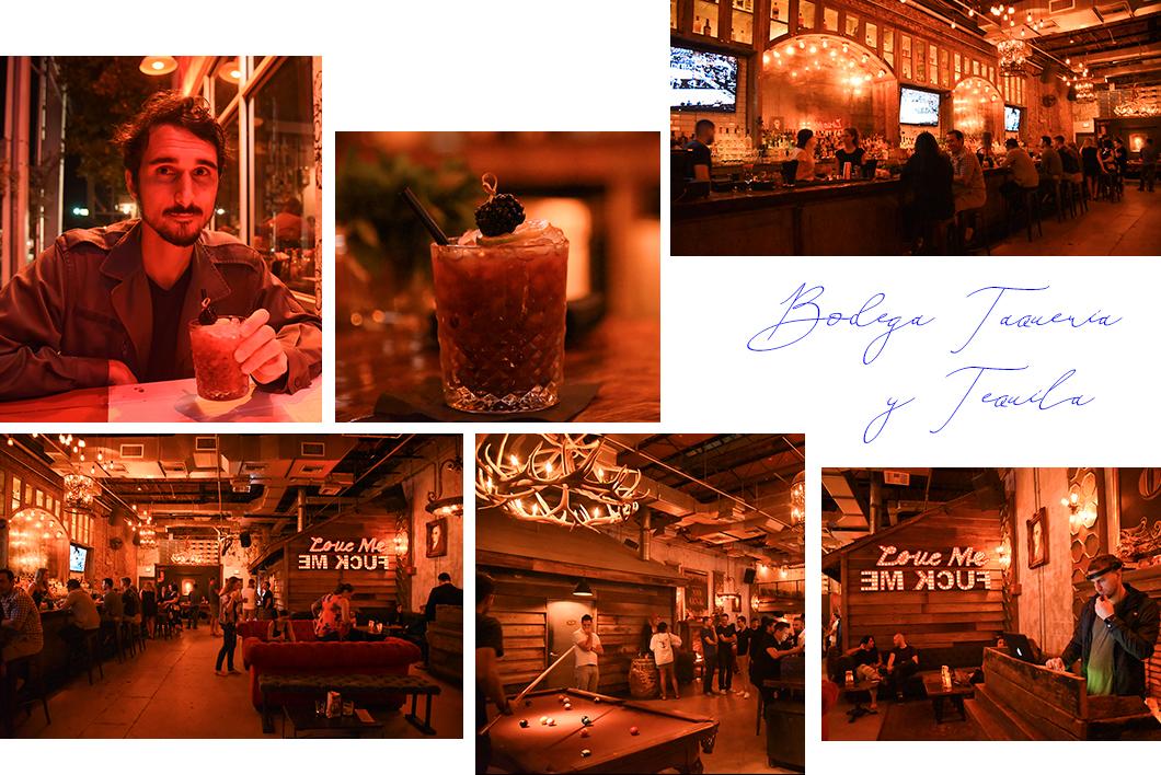 Bodega Taqueria y Tequila Speakeasy Miami