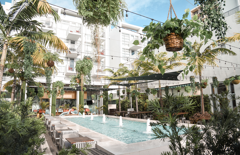 Bonnes adresses à Miami - Fairwind Hôtel Miami