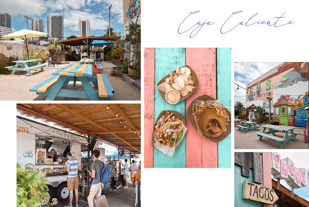 Caja Caliente, Cuban street food Miami