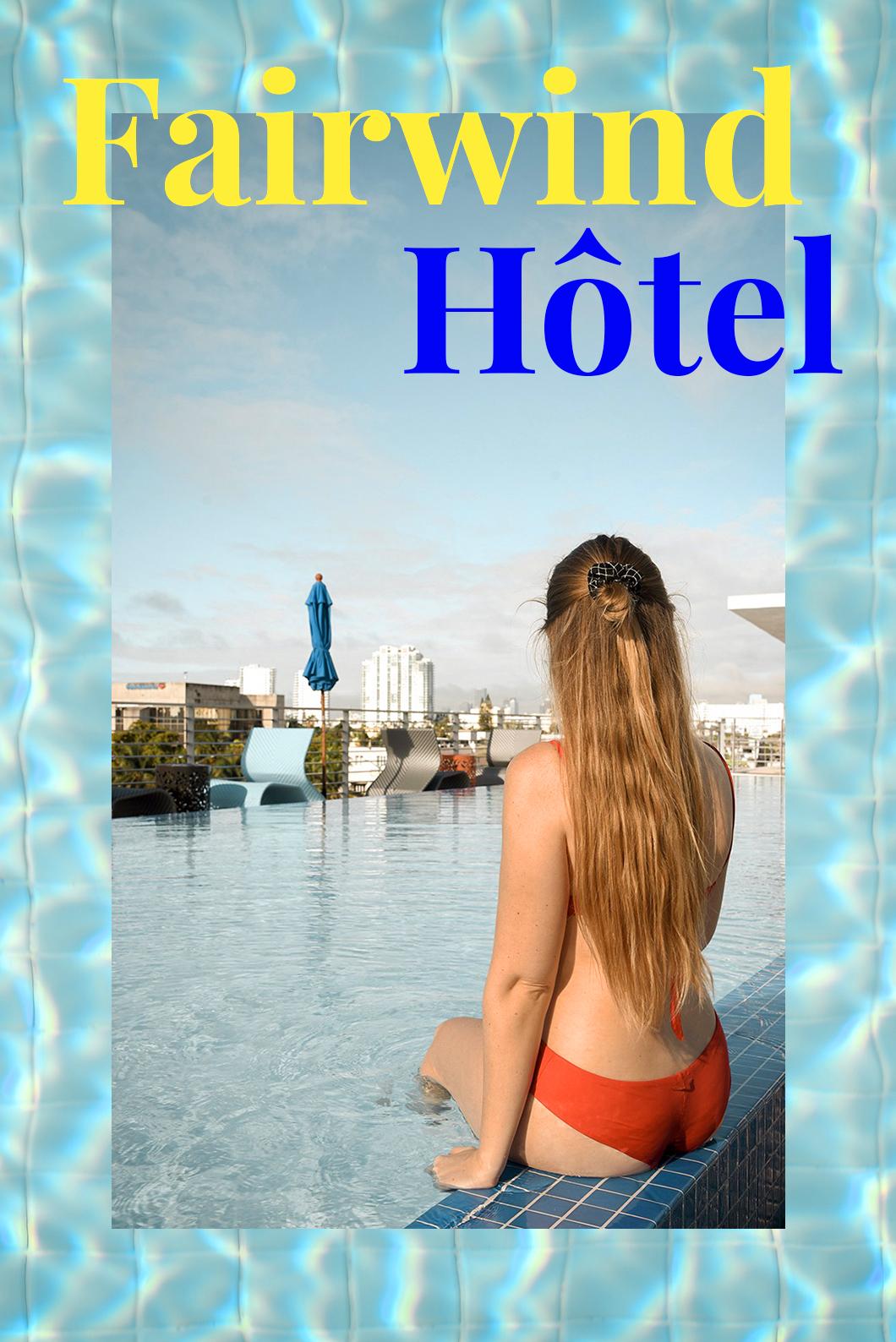 Fairwind Hôtel Pool