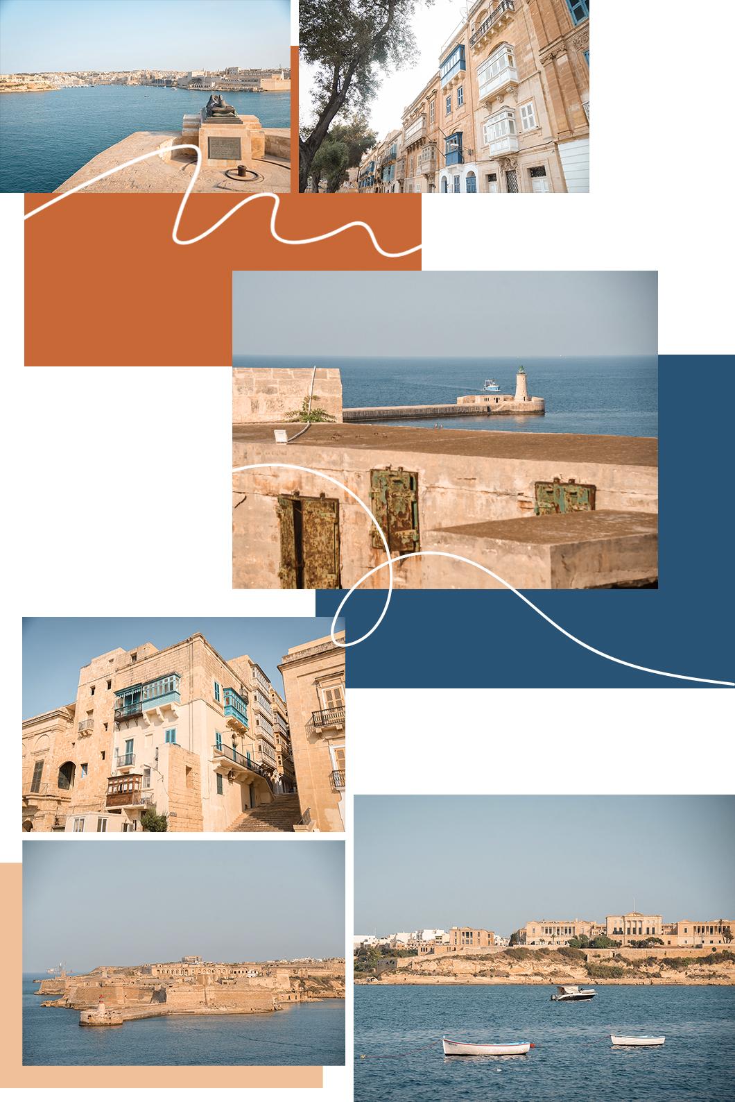 Les incontournables à Valette à Malte