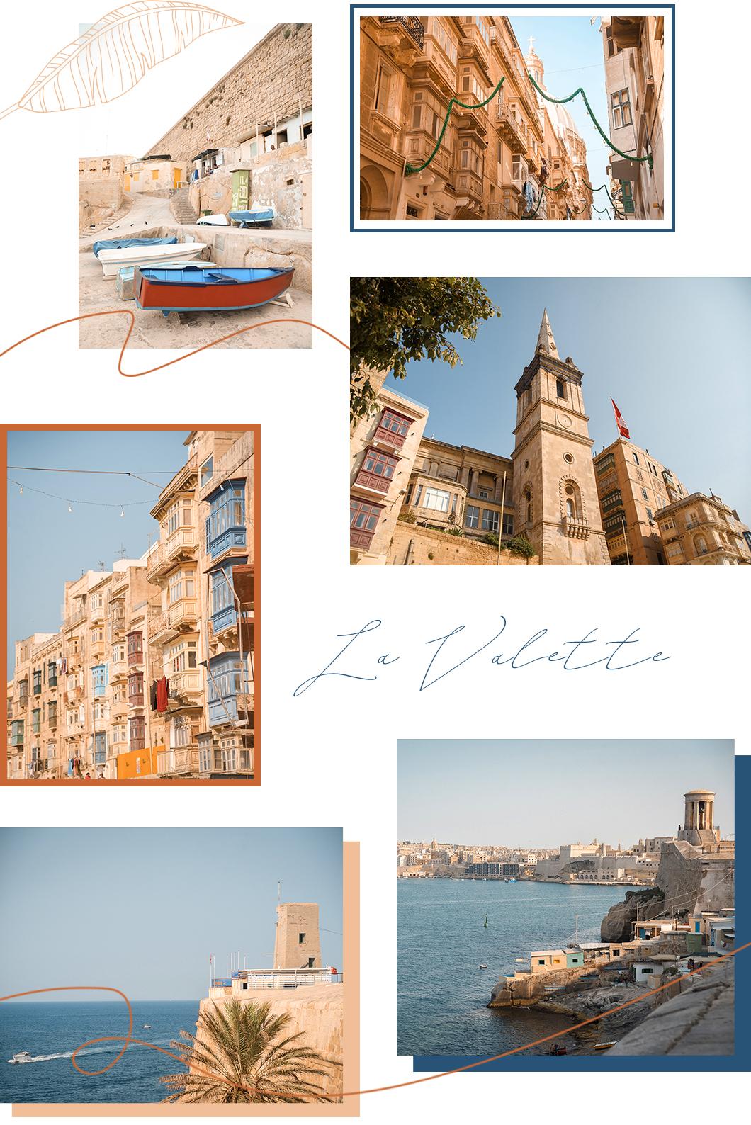 Visiter La Valette à Malte