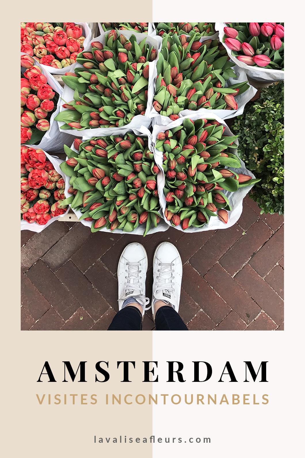 Les visites incontournables à Amsterdam