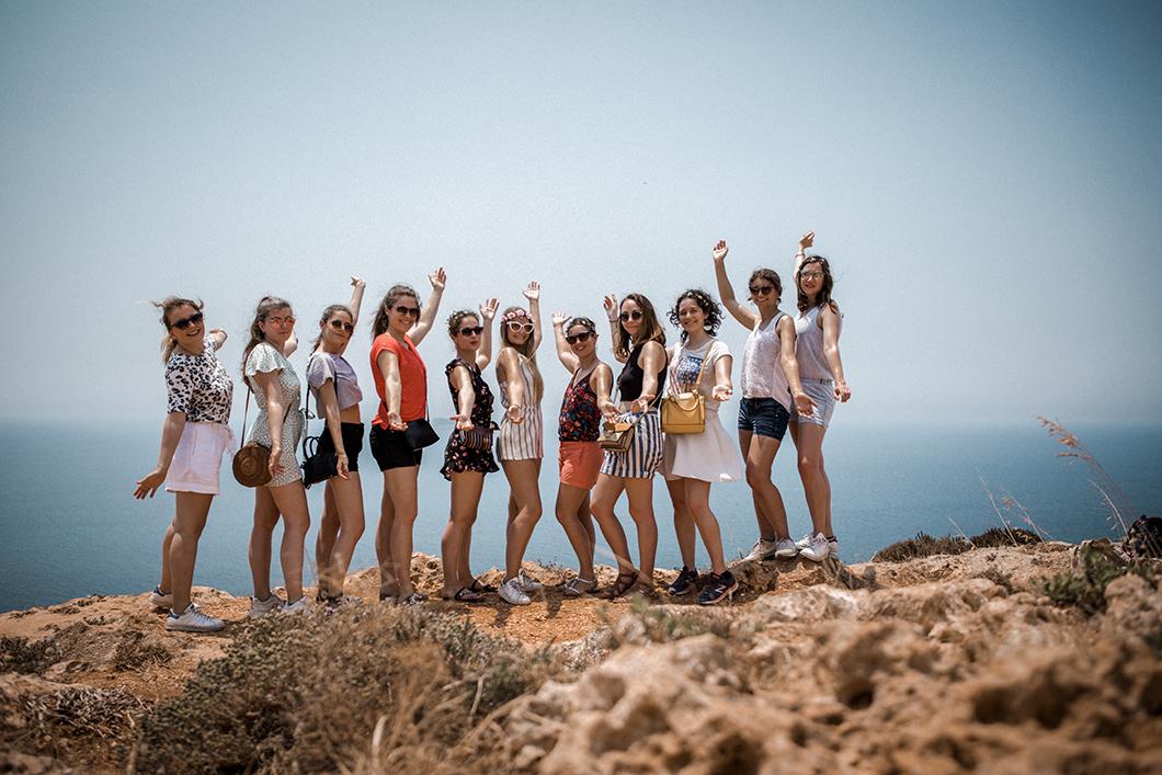 Fêter un EVJF à Malte