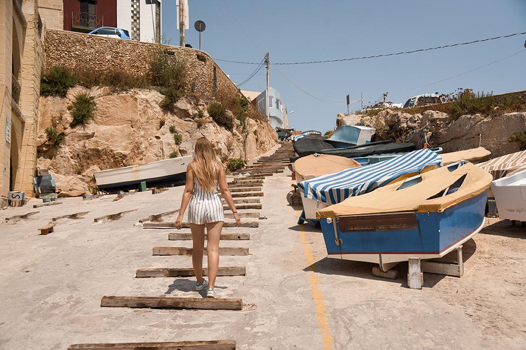 Aller à la Blue Grotto à Malte