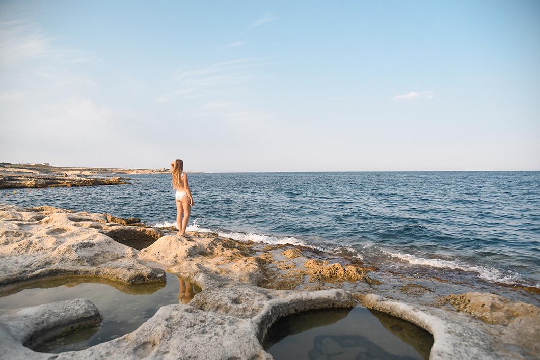 St Peter's pool - visite incontournables à Malte