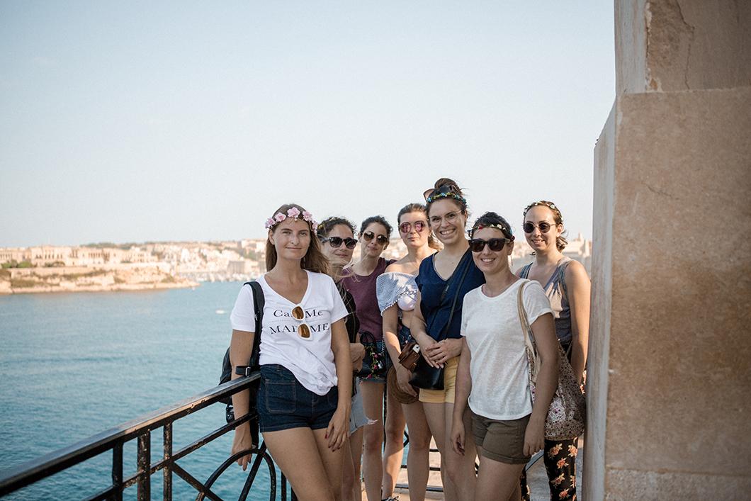 La Valette - Un EVJF à Malte