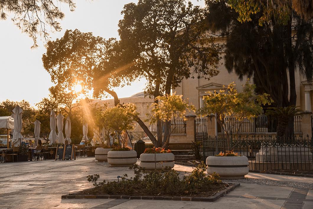 Visiter Malte et La Valette
