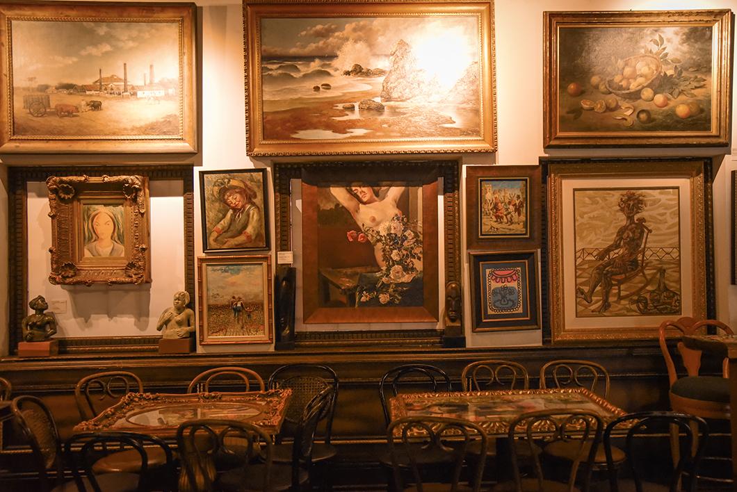 Cubaocho Museum, musée et bar à Little Havana
