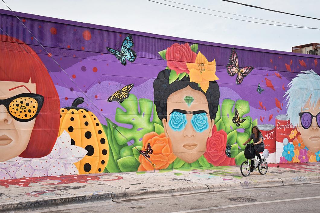 Découvrir Wynwood et son street art