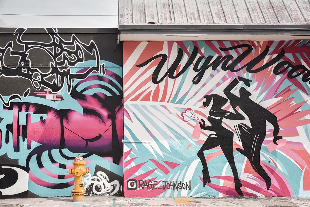 Découvrir le street art de Wynwood à Miami