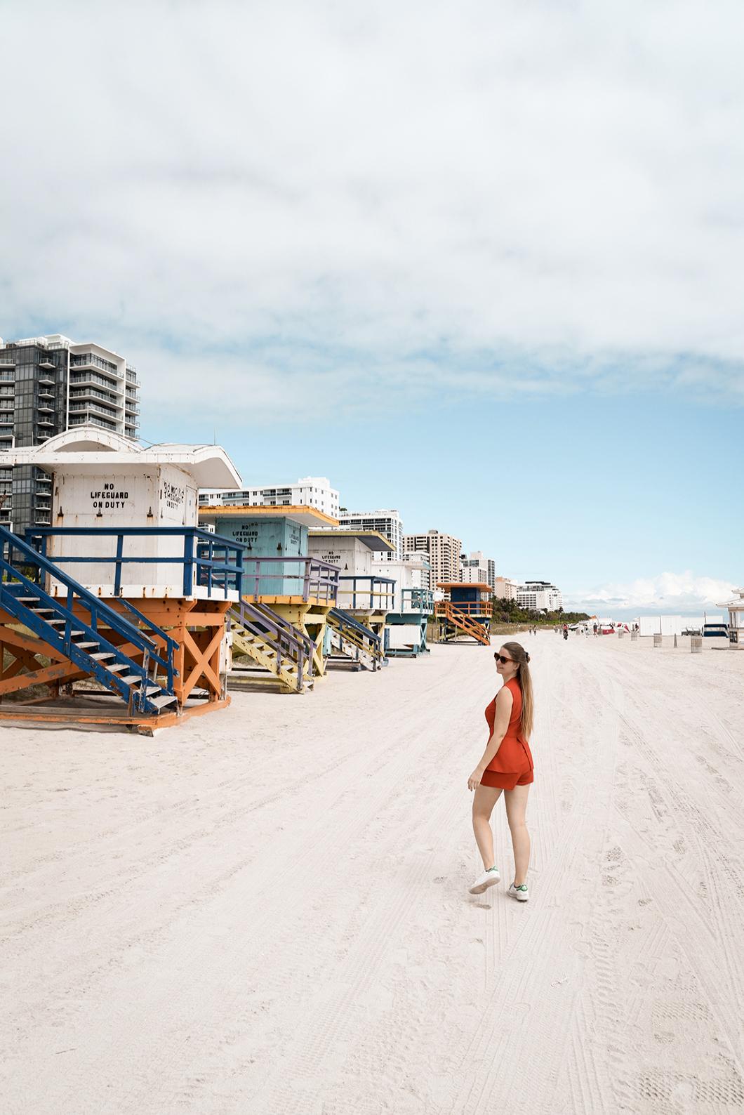 Plage de South Beach