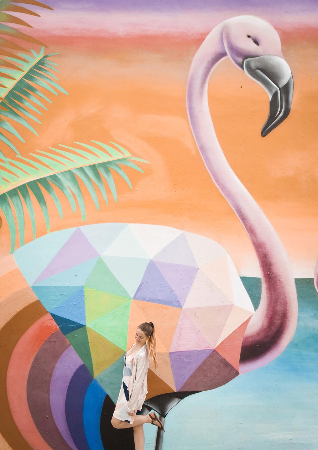 Oeuvres Wynwood à Miami