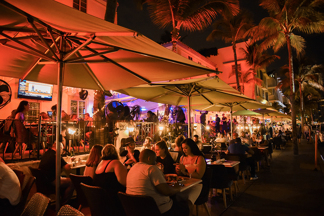 Terrasses de South Beach