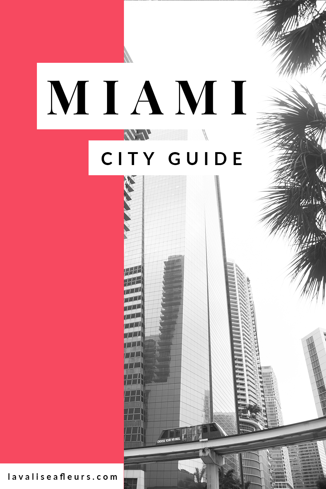 City guide de 3 jours à Miami